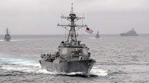 """Beijing calificó de """"provocación"""" el ingreso de buques de EEUU en el Mar de  China - Télam - Agencia Nacional de Noticias"""